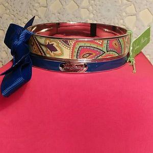 🌹NWT🌹 Vera Bradley bangle bracelet set